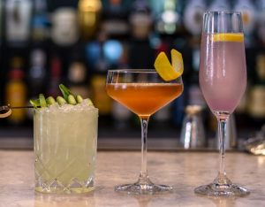 Cocktails at The Courtney Room – Victoria, British Columbia