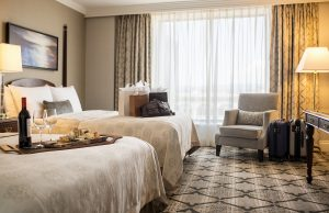 Magnolia Hotel & Spa recognized as #6 Top Hotel in Canada in the Condé Nast Traveler 2018 Readers' Choice Awards