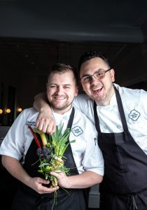 The Courtney Room announces new culinary leadership